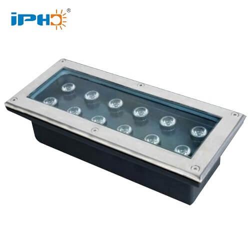 recessed ground lights