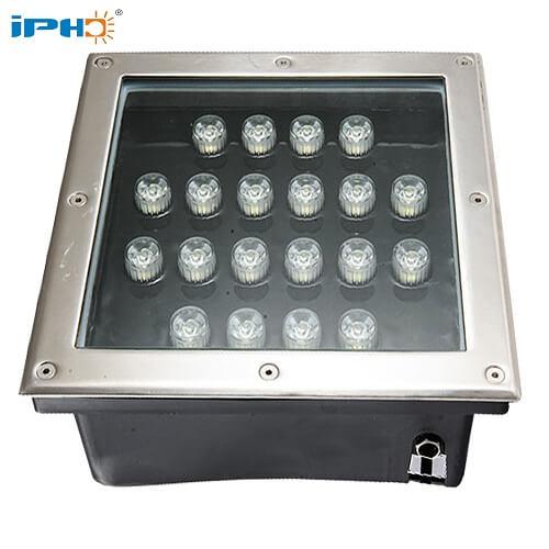 in ground outdoor lighting fixtures
