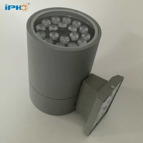 led exterior sconce