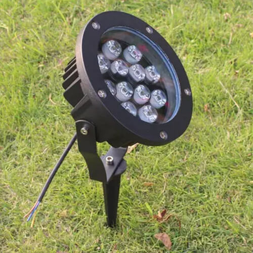 12 volt led landscape lights 12w