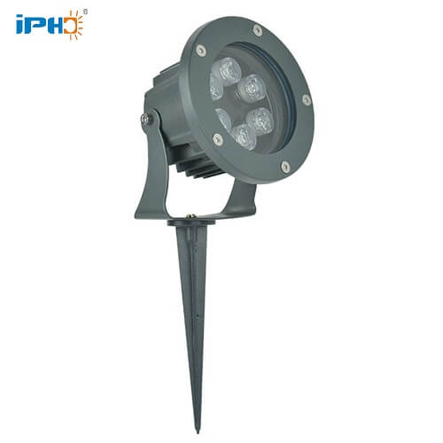 multi color led garden lights