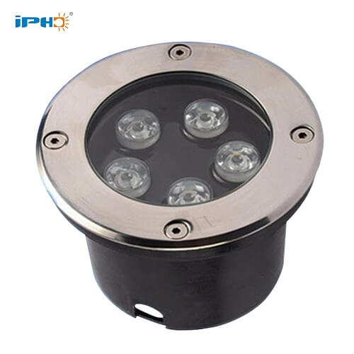 led in ground path light