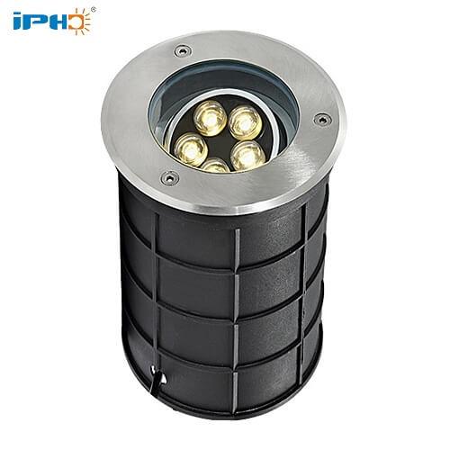 adjustable led ground lights