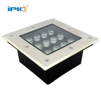 led ground uplighters
