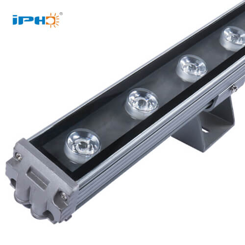 linear led wall washer outdoor