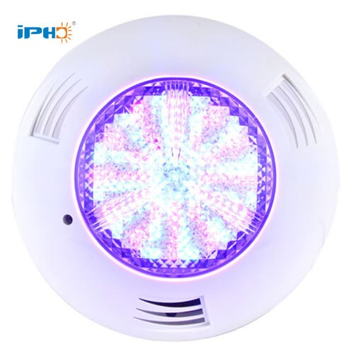 multi color led pool light