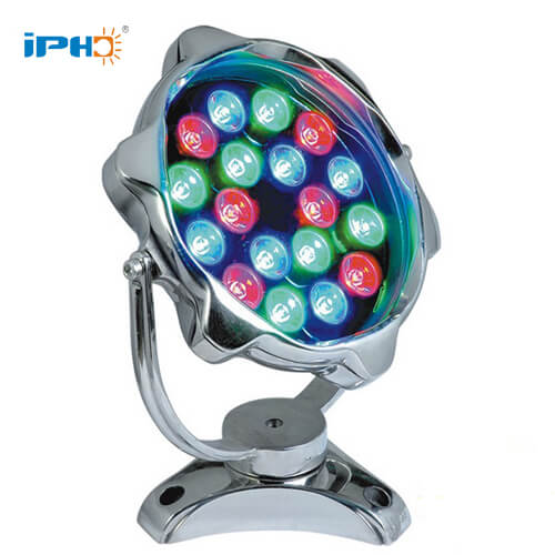 rgb underwater led