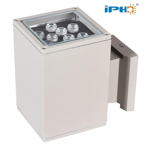 outdoor square led wall lights