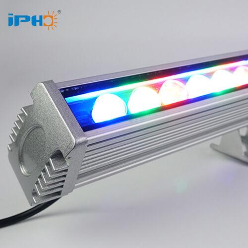 rgb led strip uplighters