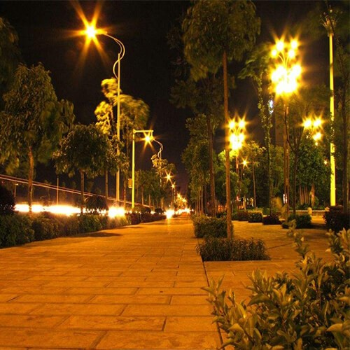 led street light kit