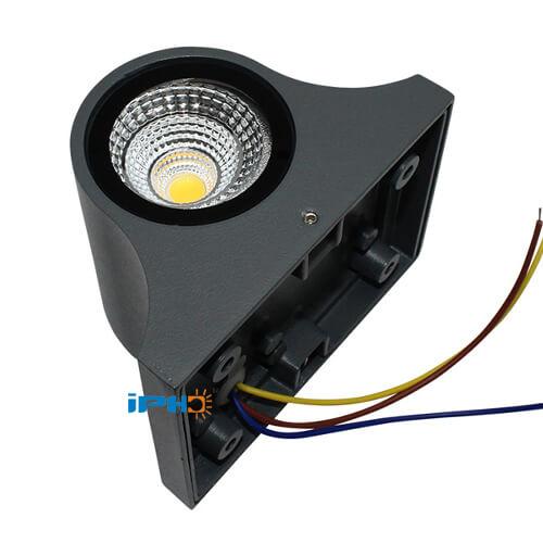 cob exterior wall mounted lights