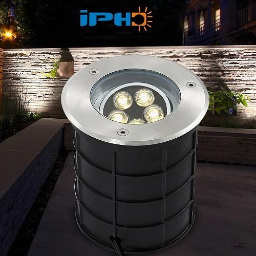 outdoor adjustable led ground lights