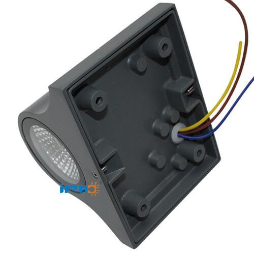 waterproof exterior wall mounted lights
