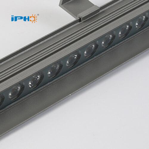 rgb rectangular led wall washer