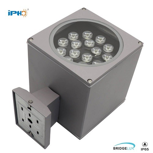 square led exterior wall light fixtures