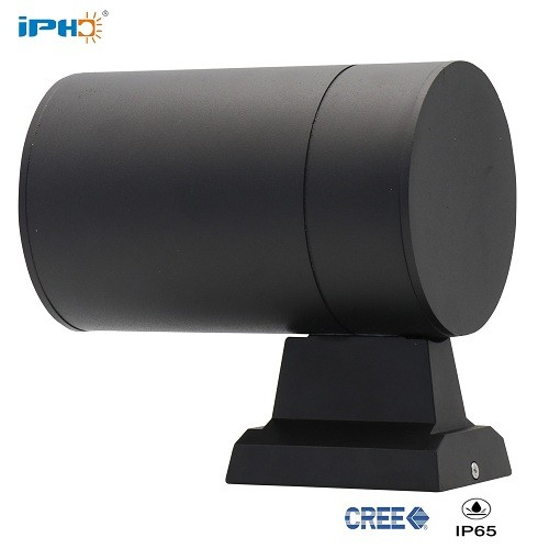 15w outdoor wall mounted up lights