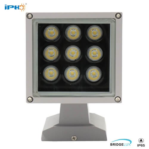 18w commercial led wall sconce