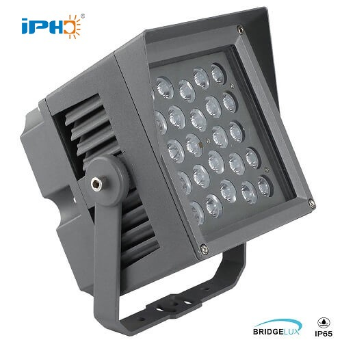 led outdoor floodlight fixture