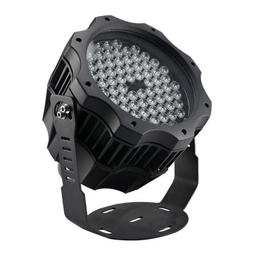72w led outdoor security spotlights