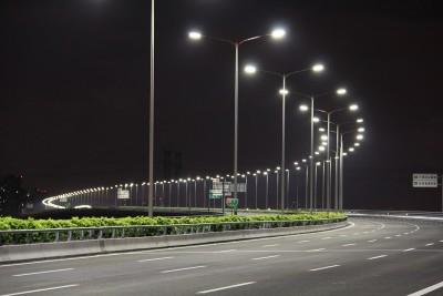 led road street lamp